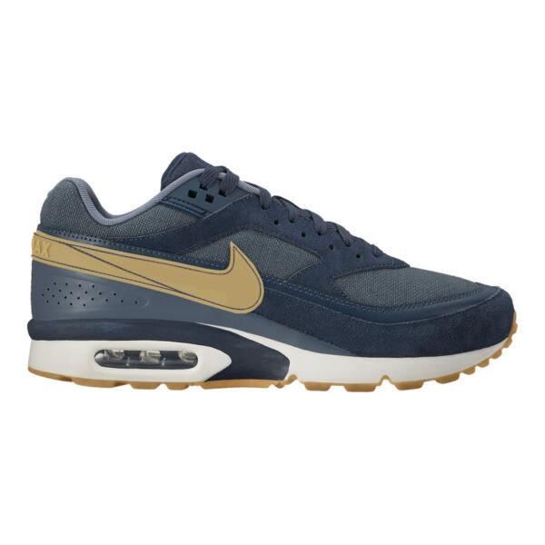 size 40 bfe01 e2628 Chaussures Casual Homme air Max BW Premium Nike Bleu   marron 42   eBay