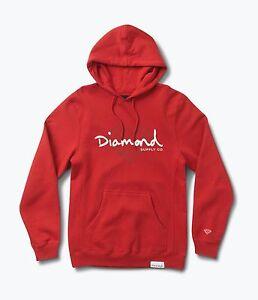 DIAMOND-SUPPLY-CO-BRILLIANT-SCRIPT-PULLOVER-HOODIE-RED