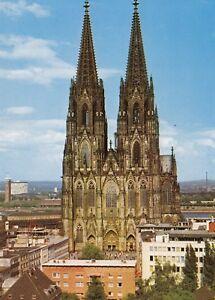 Alte Postkarte - Köln am Rhein - Dom - Kornwestheim, Deutschland - Alte Postkarte - Köln am Rhein - Dom - Kornwestheim, Deutschland