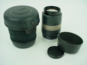 MINOLTA VECTIS 56-170MM F/4.5-5.6 APS FILM CAMERA LENS