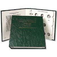 Littleton Lca12 Susan B Anthony Dollar 1979-1999 Album Archival Quality