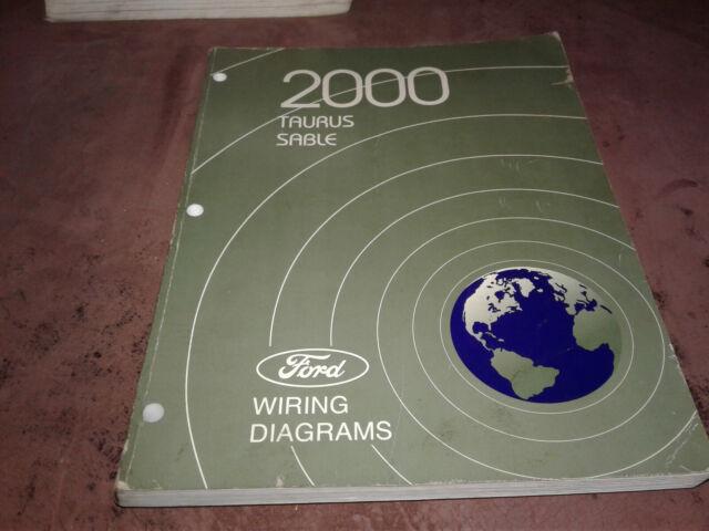 Diagram 2000 Ford Taurus Mercury Sable Wiring Diagrams Full Version Hd Quality Wiring Diagrams Circutdiagram Gtve It