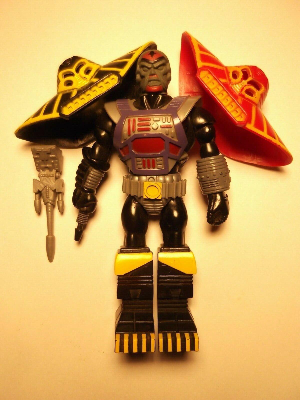 Acamas X-Changers Dark figure complete galaxy warriors motu remco ko sungold 80s