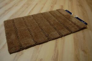 Badteppich Kleine Wolke Monrovia 287 Kaschmir 70x120 cm Braun | eBay
