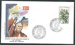 1979 Vaticano Viaggi Del Papa Turchia Ankara - Rm1 Jouir D'Une Haute RéPutation Sur Le Marché International