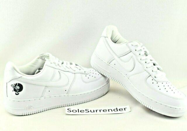 super popular 22624 7b0ed Nike Air Force 1  07 ROCAFELLA - CHOOSE SIZE - AO1070-101 Triple Whiteout