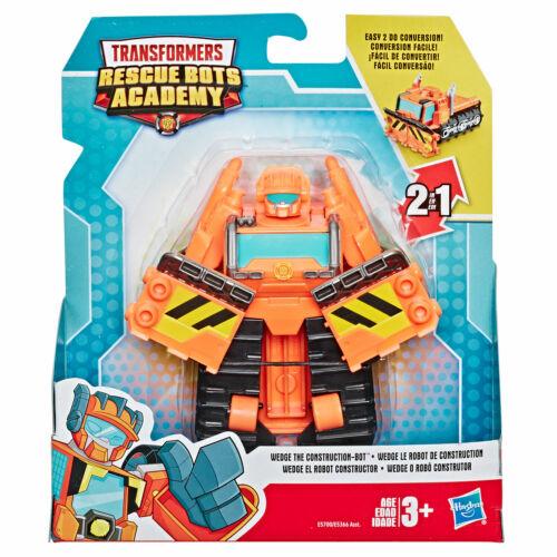 E5700 Playskool Transformers Rescue Bots Academy Zeppa la Costruzione-Bot