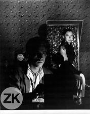 MARIA CASARES Cocteau DERMIT Radio TSF Ombre Atmosphère Noir CORBEAU Photo 1950
