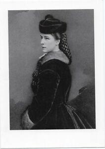 ~~~ ORGINAL~~~ POSTKARTE ~~~ Königin Victoria von England