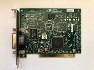 National Instrument NI PCI-GPIB 24-Pin IEEE 488.2 DAQ Interface Card 188513F-01L