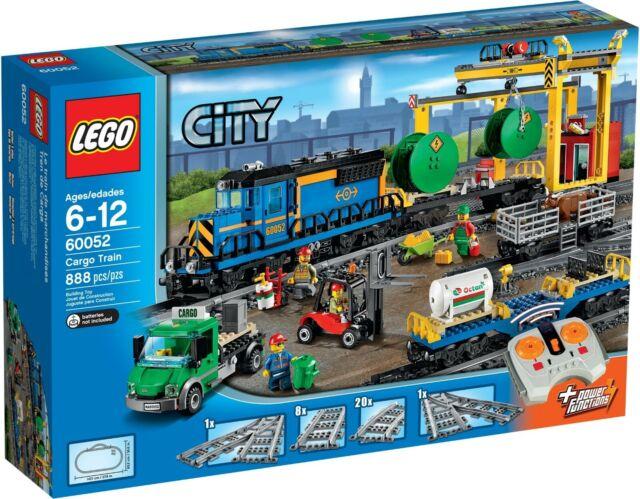 Lego City 60052 Cargo Train **Retired MISB Rare**
