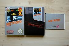 NES - Metroid - (OVP, mit Anleitung)