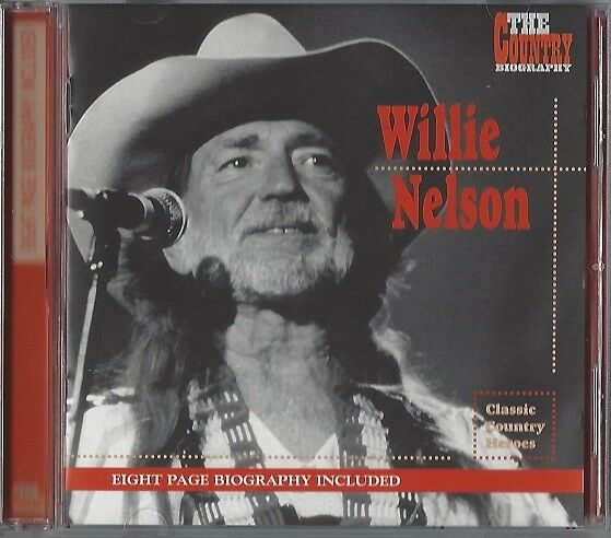 WILLIE NELSON / THE COUNTRY BIOGRAPHY * NEW CD 2007 * NEU *