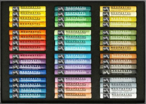 Caran d/'Ache NeopastelArtists/' Quality Oil Pastels Sets of 12244896