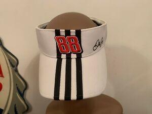 Adidas-Dale-Earnhardt-Jr-88-Nascar-Racing-Shade-Sun-Visor-Hat-Cap