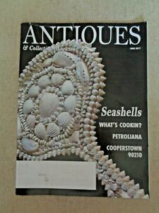 Antiques-amp-Collecting-Magazine-June-2011-Seashells-Cooperstown-Petroliana-Gas