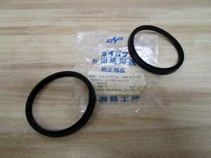 Niigata-Engineering-SDR-75-Injection-Cylinder-Seal-Kit-SDR75-Pack-of-2
