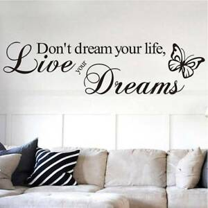 Cute-Art-Removable-Word-Live-Your-Dream-Butterfly-Quote-Wall-Sticker-Room-Decor