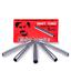 Escobar Accessoires 5 Ziehröhrchen aus hygienischem Edelstahl 60 mm