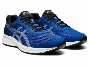 Asics-JOLT-2-Men-039-s-1011A167-407-ASICS-BLUE-PURE-SILVER-Running-Shoes