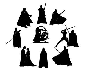 Darth Vader Paper Crafts