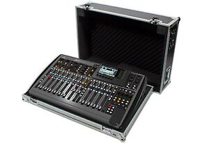 osp ata flight road case for behringer x32 digital mixer board. Black Bedroom Furniture Sets. Home Design Ideas