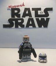 Lego Star Wars minifigures - Clone Custom Old Captain Rex - Rebels