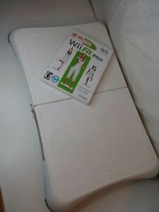 Nintendo Wii Balance Board Wii Fit Plus