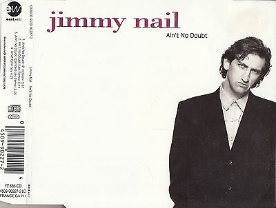 Jimmy Nail Ain T No Doubt Cd Single Ebay