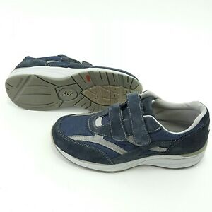 JV Mesh (Blue)   Ahh Comfort Shoes