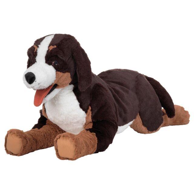 Ikea Hoppig Bernese Mountain Dog 24 3 4 Kids Soft Toy Stuffed Large