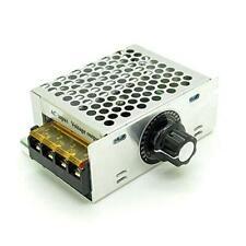 4000w High Power Scr Electronic Volt Regulator Speed Controller Motor Ac 220v