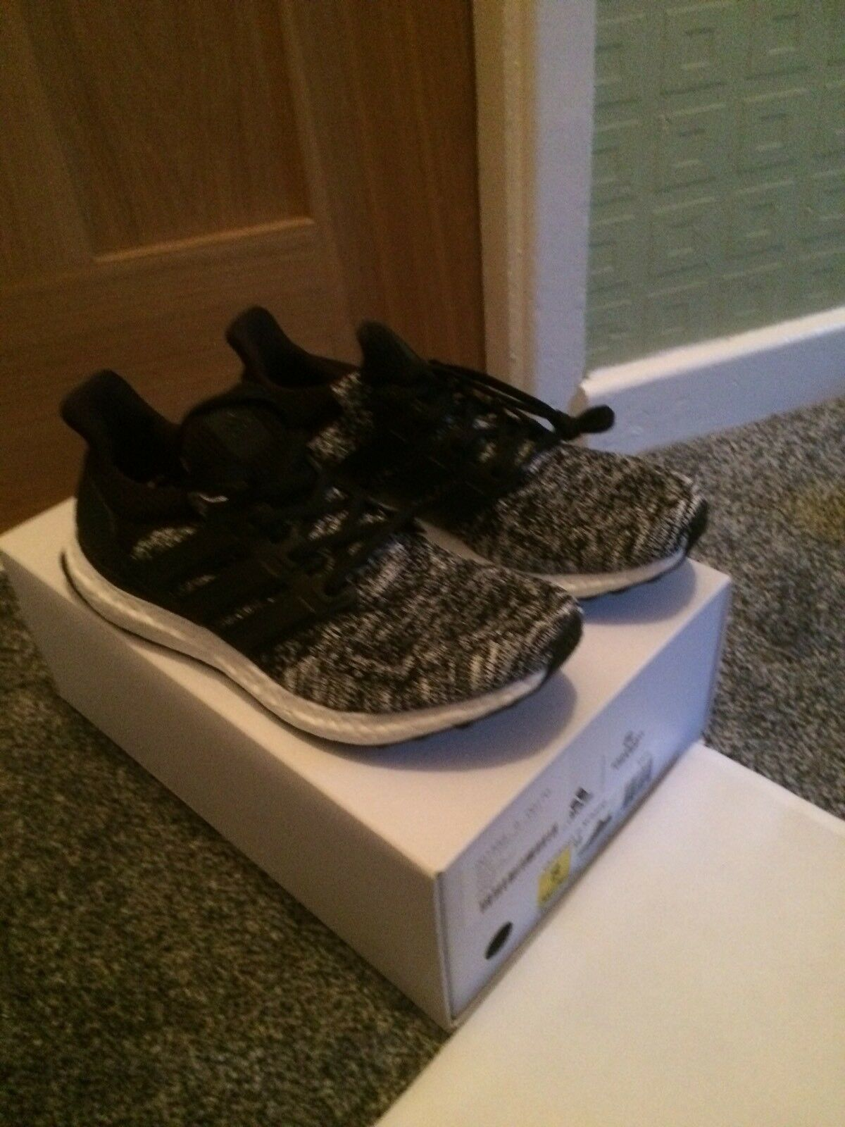 DS UK7.5 Reigning Champ X Adidas Ultra Boost