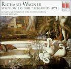 Wagner: Symphony in C/Siegfried-Idyll (CD, Oct-1999, Berlin Classics)