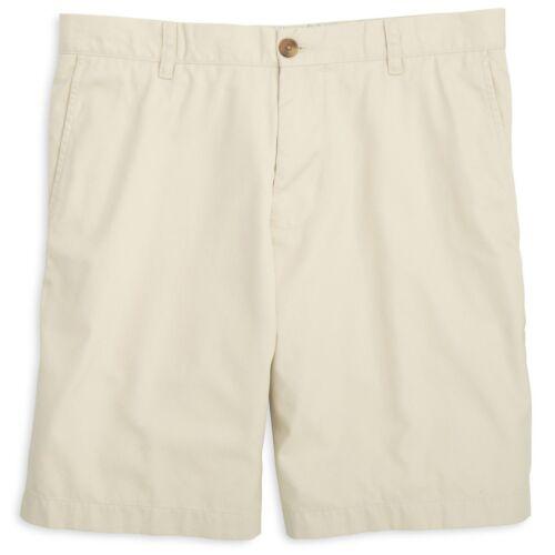 "Southern Tide Mens 9/"" Skipjack Shorts Stone"