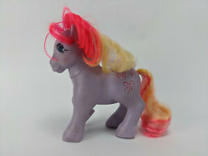 Sky-Rocket-Twinkle-Eyed-Ponies-Year-4-G1-1985-Vintage-My-Little-Pony
