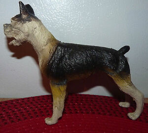 Real-Nice-Vintage-PVC-Toy-Dog-China-w-Missing-Paint-5-039-039-High