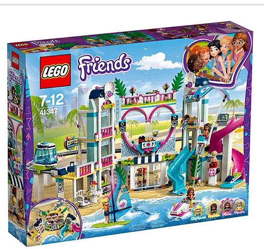 LEGO Friends 41347 Heartlake City Resort  NOUVEAU