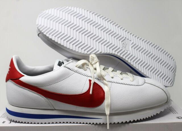buy popular faf5e 18af0 Nike Men Cortez ID White-red-blue Sz 11.5 At8244-993