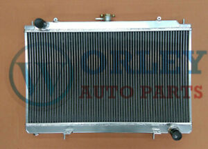 QLD-GPI-3-Rows-Radiator-For-NISSAN-SILVIA-S14-S15-SR20DET-240SX-200SX-1994-2002