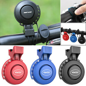 Bicycle Bike Cycling Handlebar Bell Ring Horn Sound Alarm Loud Ring Safety
