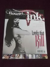 Bound By Ink Magazine Tattoo Lifestyles & Culture Vol. I Issue 2 Looks That Kill