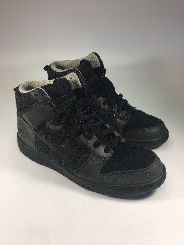 Nike Dunk Hi Supreme Spark Sticky Rubber 0.44 Grey/Black 2018 Shoes Mens Comfortable Great discount