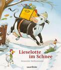 Lieselotte im Schnee (Mini-Ausgabe) von Alexander Steffensmeier (2011, Gebundene Ausgabe)