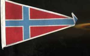 Vespa-Lambretta-Originale-Bandierina-d-039-Epoca-Norvegia