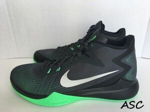 afcccaad19a1 Image is loading Men-039-s-Nike-Zoom-Evidence-Anthracite-Metallic-