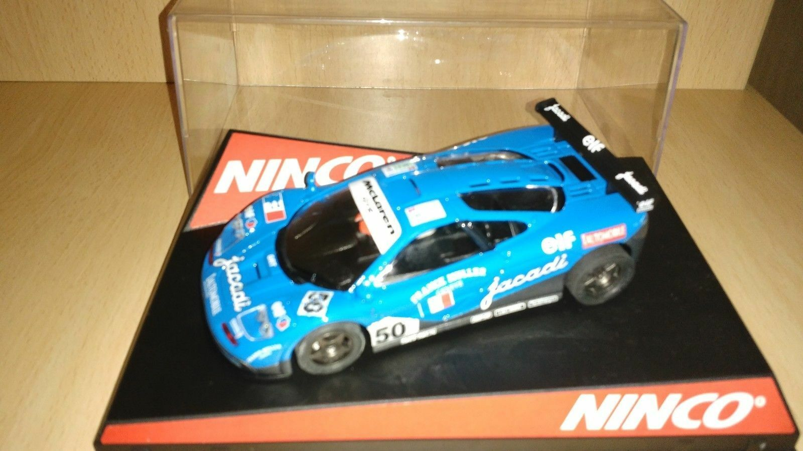 Scalextric Ninco mc laren Jacadi