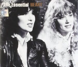 HEART-The-Very-Best-Of-Greatest-Hits-Essential-Collection-2-CD-DOUBLE-NEW