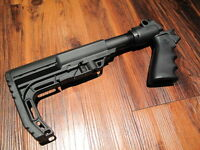 Mesa + Mft Tactical Minimalist Remington 870 12 Gau Pistol Grip 6 Position Stock