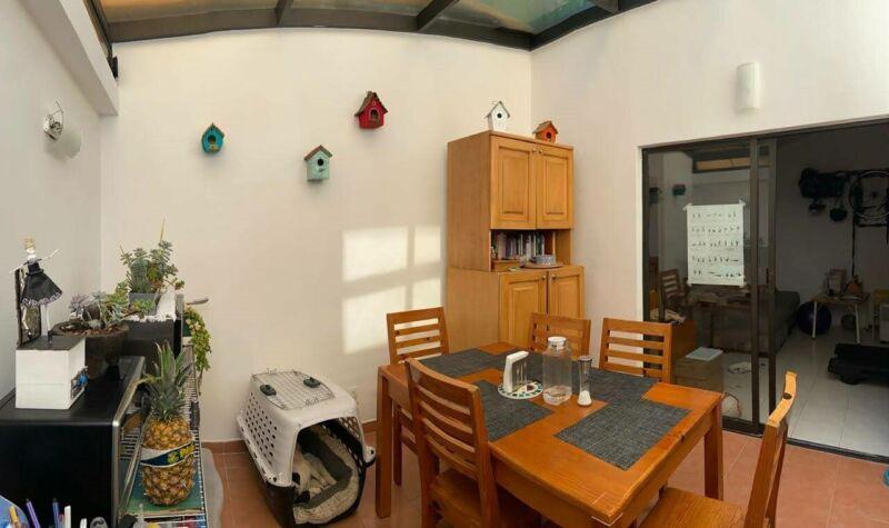 Acogedora Casa en Condominio cerca de José Ma Castorena